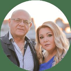 Nadezhda & Dimitar Bachevi