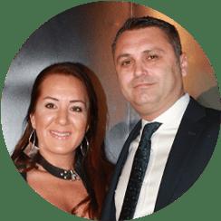 Zerrin & Ugur Adiyaman
